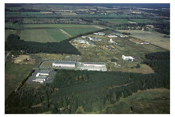 Gewerbegebiet »Gewerbepark Mittenwalde/Schenkendorf«