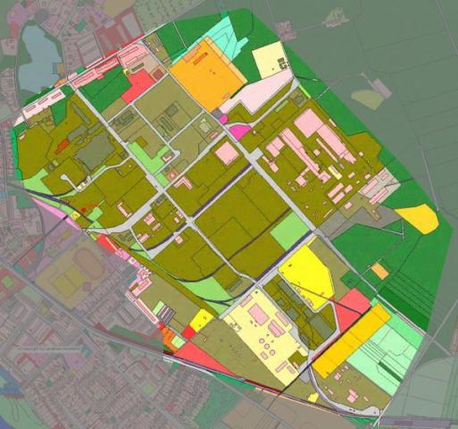 Gewerbegebiet »IPP (Industrie- und Gewerbepark Premnitz)«