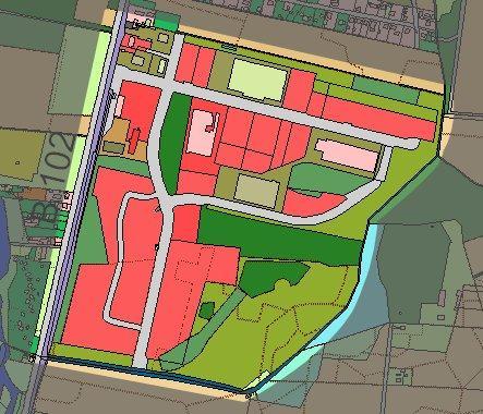 Gewerbegebiet »Heidefeld (Rathenow Süd)«