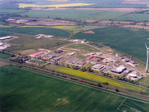 Gewerbegebiet »Industrie- und Gewerbegebiet Nord«