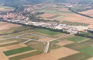 Industriegebiet »Langwiesen III«