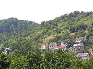 Wohngebiet »Kirchberg, OT Ernsbach«