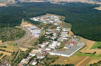 Industriegebiet »Gölshausen«