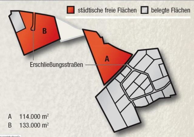 Gewerbegebiet »Verbundstandort Nitzschka - Nörditz«