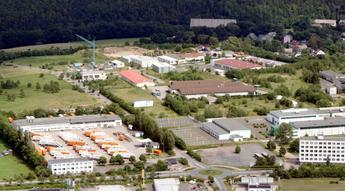 Industriegebiet »Industriegebiet II«