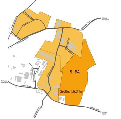 Gewerbegebiet »Gewerbepark Nord/Ost«
