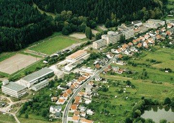 Gewerbegebiet »Gewerbepark Geraberg«