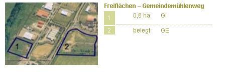 Gewerbegebiet »Gemeindemühlenweg«