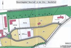 Gewerbegebiet »Neunhofen «