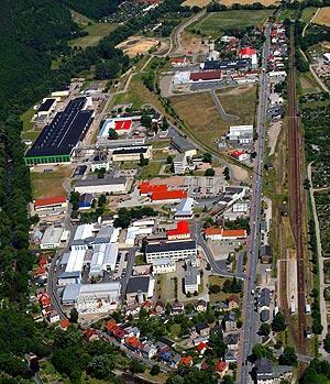 Gewerbegebiet »Gewerbegebiet Bad Blankenburg«