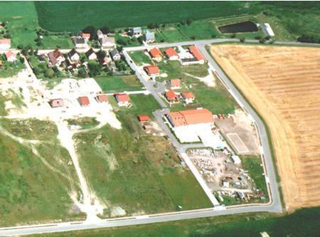Gewerbegebiet »Lausnitzer Wegäcker -OT Birkigt«
