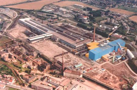 Industriegebiet »Maxhütte«