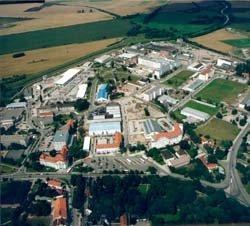 Industriegebiet »Industriepark Sömmerda«