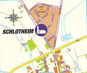 Gewerbegebiet »Gewerbegebiet Schlotheim«