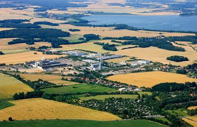 Industriegebiet »IG Bautzen-Nord«