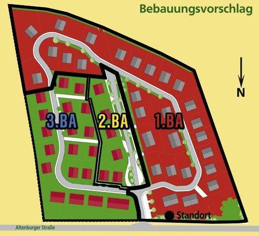 Wohngebiet »Wohnpark an der Apfelwiese«