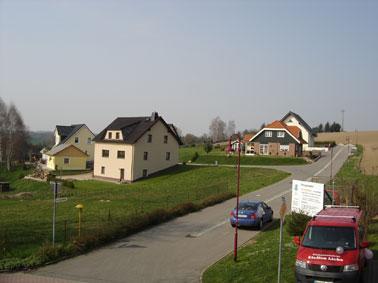 Wohngebiet »Am Sonnenhang«