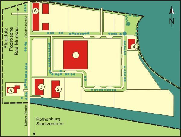 Gewerbegebiet »Gewerbegebiet Rothenburg / Nord«