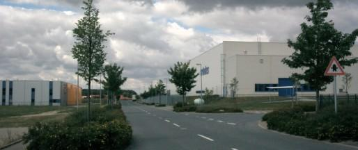 Gewerbegebiet »Industrie-und Gewerbegebiet Thiendorf 1.- 3. BA«