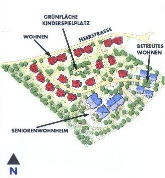 Wohngebiet »Auf der Acht«