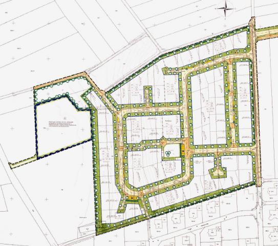 Wohngebiet »Brühläcker II«