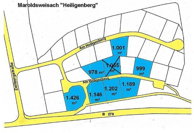 Wohngebiet »Heiligenberg in Maroldsweisach«