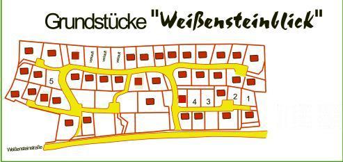 Wohngebiet »Weißensteinblick«