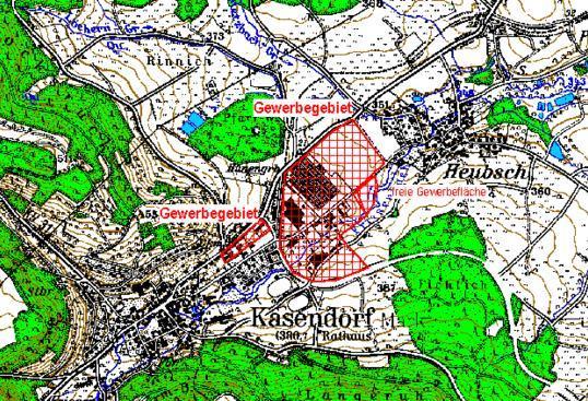 Gewerbegebiet »Kasendorf«