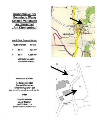 Wohngebiet »Am Kirchenring (OT Veitsbuch)«