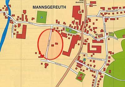 Gewerbegebiet »Mannsgereuth - West (OT Mannsgereuth)«
