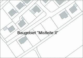 Wohngebiet »Mistleite II (Gemeindeteil Hundsbach)«
