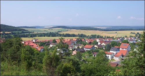 Wohngebiet »Klimbach-Röderberg«