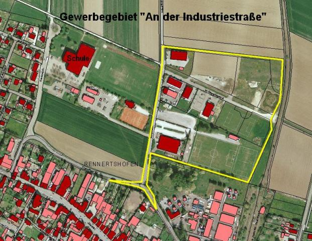Gewerbegebiet »An der Industriestraße«
