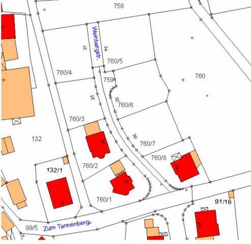 Wohngebiet »Am Tannenberg II (OT Windheim)«