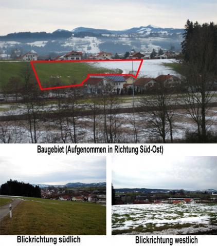 Wohngebiet »Waltenhofen Nord«