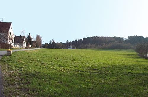 Wohngebiet »Am Sommerkeller (Wiesing)«