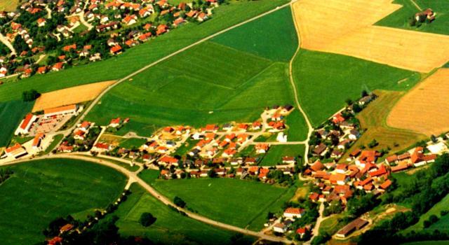 Wohngebiet »Fürstenzeller Feld mit Erweiterung«