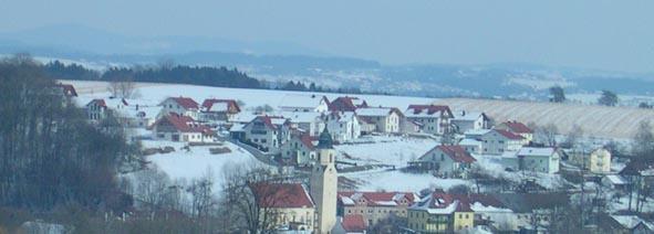Wohngebiet »Engertsham Berg-/Kastenfeld II«