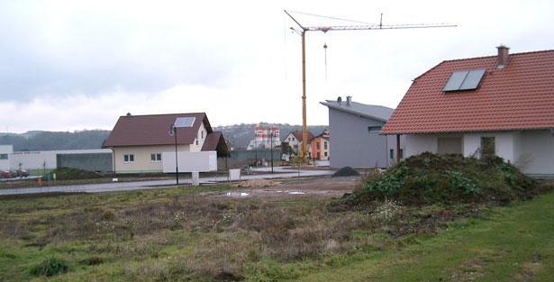 Wohngebiet »Alte Straße«