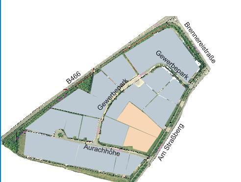 Gewerbegebiet »Gewerbepark Barthelmesaurach«