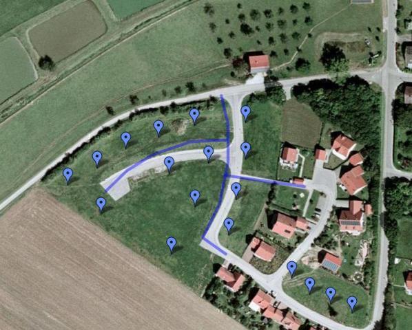 Wohngebiet »Kriegerfeld«