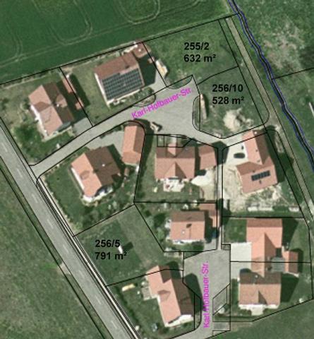 Wohngebiet »Karl-Hofbauer-Straße in Amsham«