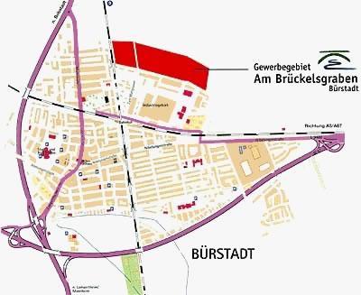 Gewerbegebiet »Brückelsgraben I«