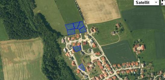 Wohngebiet »Linden-Kurzholz II«
