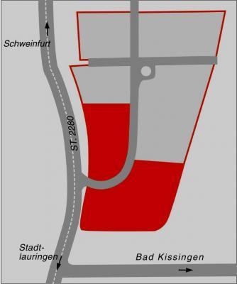 Gewerbegebiet »Am Tonwerk (Stadtlauringen)«