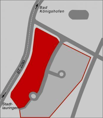 Gewerbegebiet »Hinterm Weihersbach (Oberlauringen)«