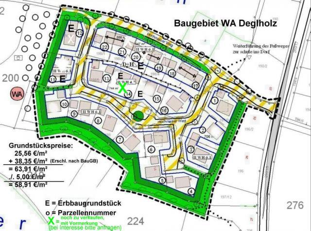 Wohngebiet »Deglholz«