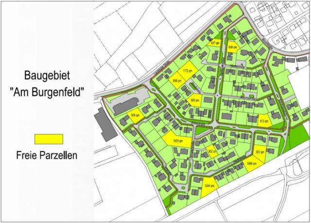 Wohngebiet »B17 - Burgenfeld«
