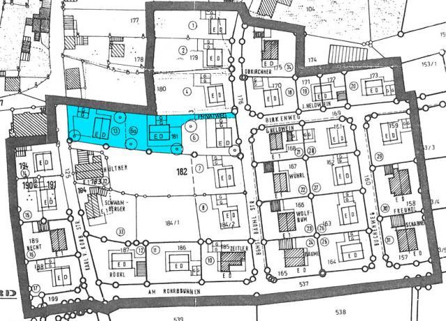 Wohngebiet »Thanhausen Süd, BA II, Thanhausen«