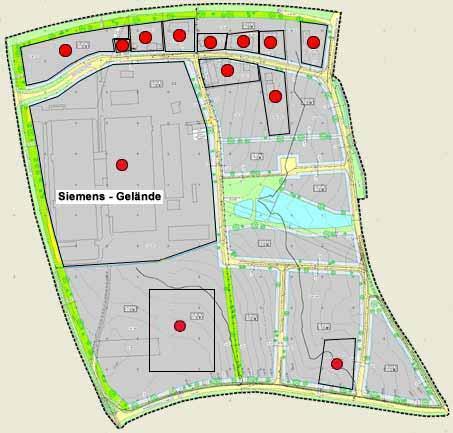 Gewerbegebiet »Industrie- und Gewerbegebiet Kemnath West II«